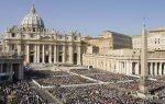 iglesia catolica ejemplo de permanencia