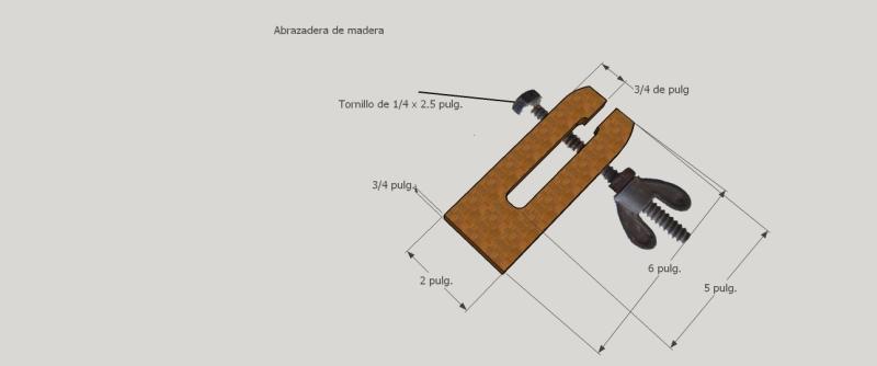 abrazadera-de-madera-sketchup